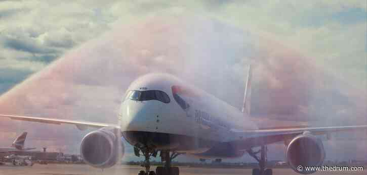 Ad of the day: British Airways welcomes back customers after turbulent year