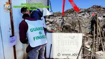 Inchiesta su traffico illecito di rifiuti a Corropoli. Sequestrati beni per un valore di 2.200.000 €. - Abruzzo in Video