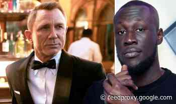 James Bond theme: 'It's time for a rapper,' says Fraser T Smith - 'It could be Stormzy'