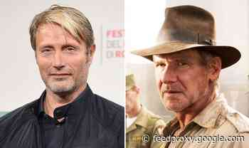 Indiana Jones 5 star Mads Mikkelsen teases Harrison Ford sequel: 'I'm very, very excited'