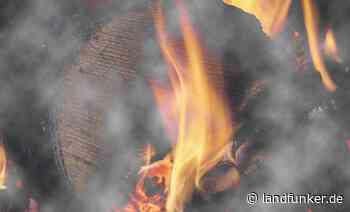 Ubstadt-Weiher | Versuchte Brandstiftung an Grillhütte - Landfunker