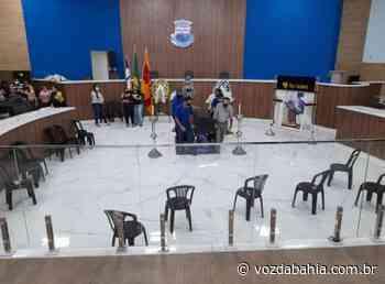 Brumado: Corpo de presidente da Câmara é velado no plenário - Voz da Bahia