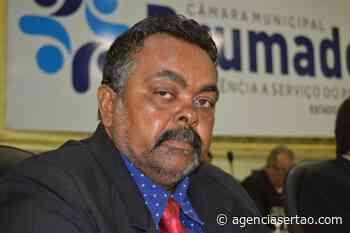 Presidente da Câmara de Brumado morre vítima de Covid-19 - Agência Sertão