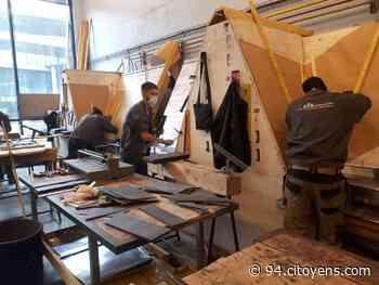 Zinc, ardoise, tuiles, les apprentis couvreurs d'Alfortville au chevet des toitures parisiennes - 94 Citoyens