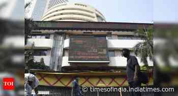 Sensex ticks higher for third day; HDFC top gainer on Q4 show