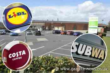 Colchester Lidl: Works underway to furnish new store