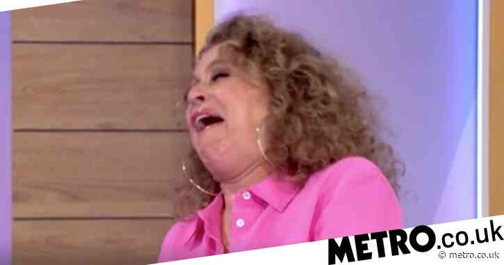 Loose Women panel in chaos as Judi Love's hilarious dating advice leaves Nadia Sawalha and Frankie Bridge in fits of laughter