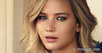 Jennifer Lawrence Turns Heads In Casual B&W Outfit - TheBlast