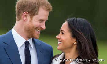Prince Harry and Meghan Markle's engagement had hidden nods to Princess Diana