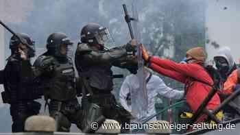 Proteste in Kolumbien: Darum geht es