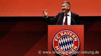 Hainer: Keine neuen Stars beim FC Bayern