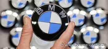 BMW-Aktie: Kurzfristspekulation mit 82-Prozent-Chance