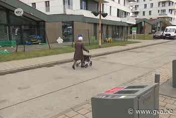 """Sorteerstraat naast serviceflats verdwijnt: """"Dit kan gewoon ... (Hoboken) - Gazet van Antwerpen"""