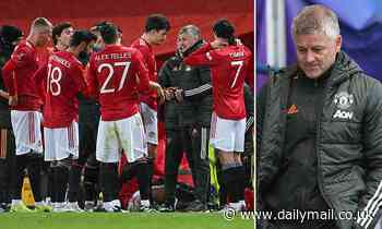 Ole Gunnar Solskjaer warns clubs chasing a top-four finish he WILL have to play weakened teams