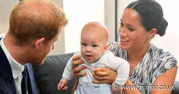 Meghan's impressive job title on Archie's birth certificate and baffling change