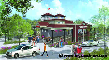 Gibsons Public Market soon to support livestreams and virtual events - mycoastnow.com