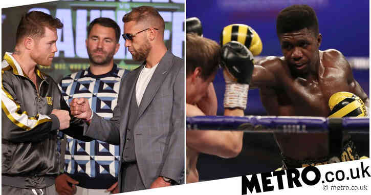 'It's a 60-40 fight' – Lerrone Richards breaks down where Saul 'Canelo' Alvarez vs Billy Joe Saunders will be won and lost
