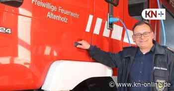 Feuerwehren Altenholz und Knoop sollen langfristig zu einer verschmelzen - Kieler Nachrichten