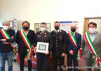 Jerago, Besnate, Albizzate e Solbiate Arno salutano il maresciallo Foti - - Varese News - varesenews.it