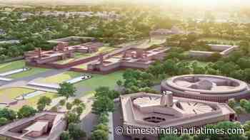 Congress' discourse on Central Vista is bizarre: Union Minister Hardeep Singh Puri
