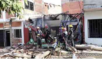 Ocho heridos y una persona desaparecida dejó explosión en Caucasia - Caracol Radio