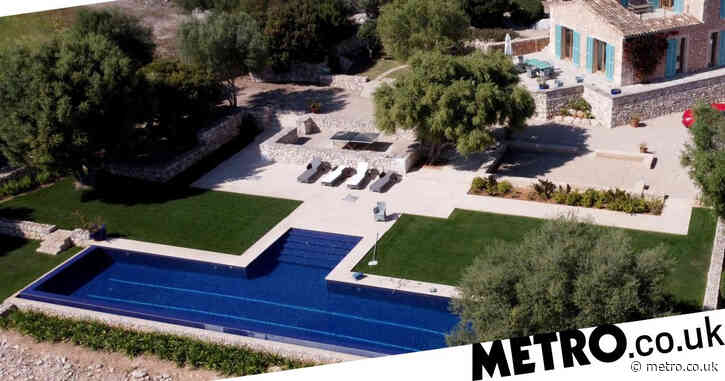 Love Island 2021: New pictures show Mallorca villa in need of a spring clean ahead of series launch