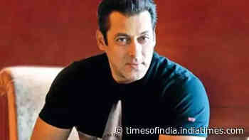 COVID-19 crisis: Salman Khan to donate Rs 1,500 each to 25,000 daily-wage film industry workers