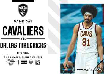 Cavs at Mavericks | Rocket Mortgage Game Preview