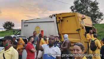 Vehículos recolectores de Jamundí estarían botando basura en Puerto Tejada – - Proclama del Cauca