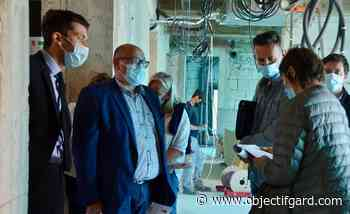 BEAUCAIRE Le Sémaphore transformé en maison médicale : les élus prennent le pouls du chantier - Objectif Gard