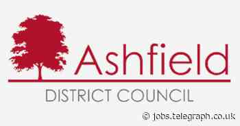 Ashfield District Council: Planned, Cyclical and Estates Maintenance Officer