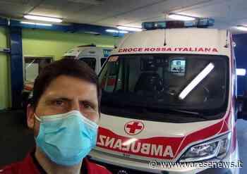 A Saronno Gabriele festeggerà 30 anni da volontario di Croce Rossa Italiana - Varesenews