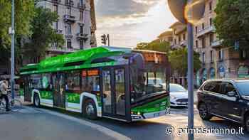 TECH BUS, verso una mobilità urbana assistita e connessa - Prima Saronno