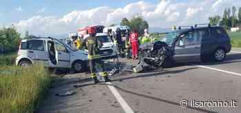 Incidente tangenziale Saronno-Ceriano: condizioni feriti e bilancio dei danni - ilSaronno