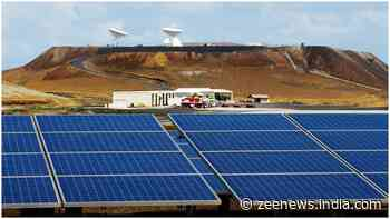 Trilateral cooperation between India, Israel, UAE to produce robotic solar cleaning technology
