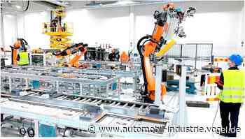 Valmet Automotive gewinnt dritten Kundenauftrag