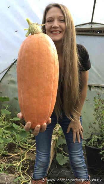 Meet the home gardener whose Instagram following blossomed - Lancashire Telegraph