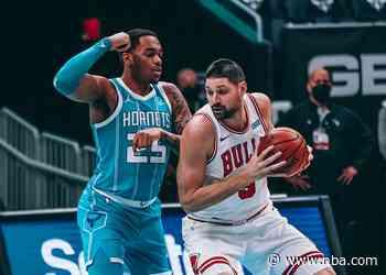 Bulls crush Hornets, sweep season series vs. Charlotte
