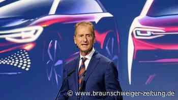 """VW-Chef Diess: Chip-Mangel """"wird Werke weiter beschäftigen"""""""