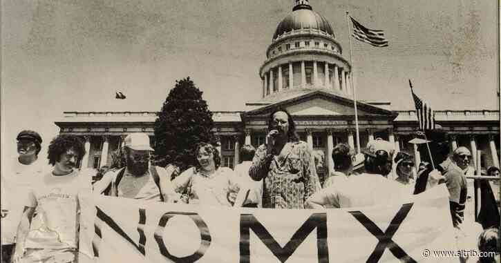 Latest from Mormon Land: When the church spoke out against the MX missile; and how a pot farm sprouted near a temple