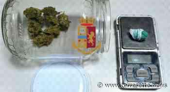 Piano di Sorrento - Detiene droga in casa, denunciato pusher - TorreSette