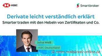 Traderwissen für mehr Rendite: Derivate verstehen und Trading-Erfolge einstreichen! Gratis-Webinar mit HSBC-Experte Julius Weiß am 11. Mai!