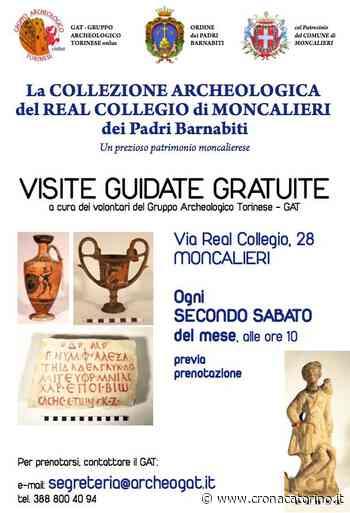 Riprendono le visite alla collezione del Real Collegio a Moncalieri, tutti i dettagli - Notizie Torino - Cronaca Torino