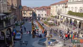 MONCALIERI - Parte la pedonalizzazione del centro cittadino - Il Mercoledi