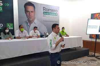 Ciudad abundante en cultura, turismo de aventura y emprendedora, ofrece Romero Coello - El Comentario