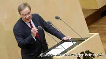 Nordrhein-Westfalen: Laschet will nach der Bundestagswahl in Berlin bleiben