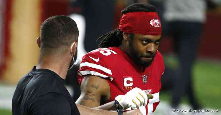 Report: 49ers, Richard Sherman engaged in talks about a possible new deal