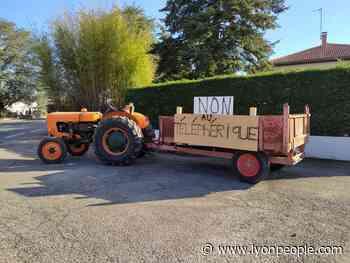 Téléphérique de l'Ouest Lyonnais. La Mairie de Francheville réfute toute volonté de censure - - Lyon People