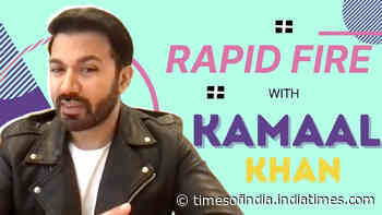 Exclusive! Rapid Fire with Kamaal Khan