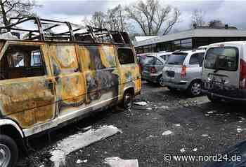 Entsetzen nach Vandalismus in Beverstedt: 58 Autos beschädigt - Nord24